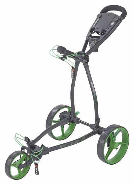 Big Max Blade+ Trolley schwarz/grün