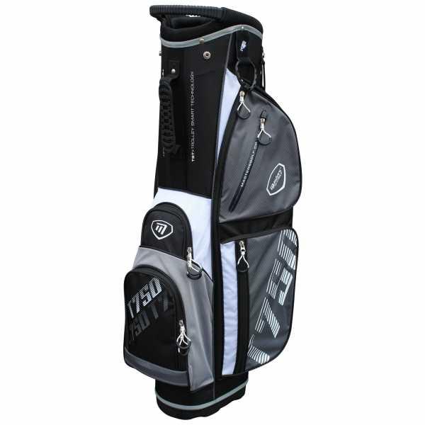 Masters T750 Cartbag schwarz/grau
