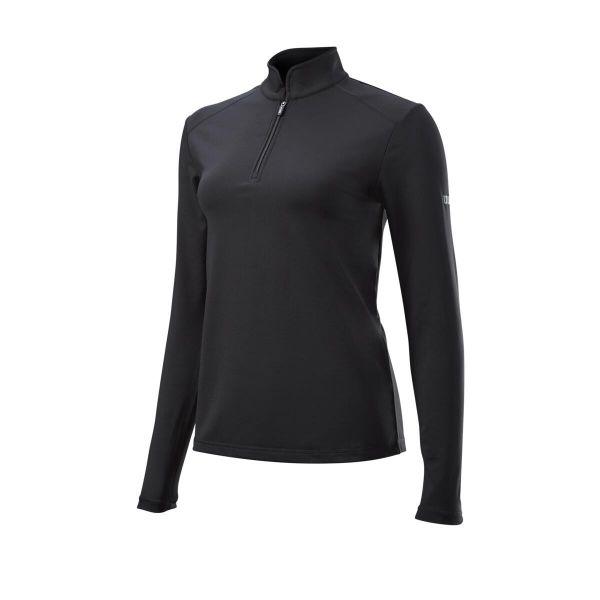 Wilson Staff ThermalTech Pullover Damen schwarz