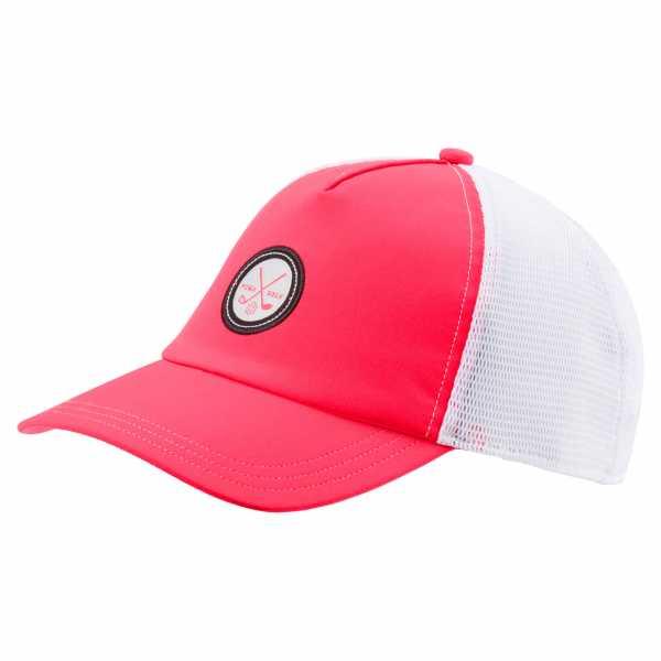 Puma Patch Snapback pink