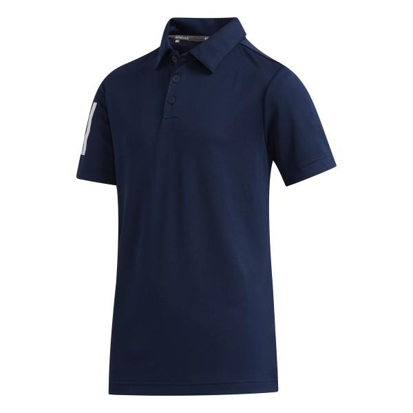 adidas 3-Stripes Polo Jungen navy