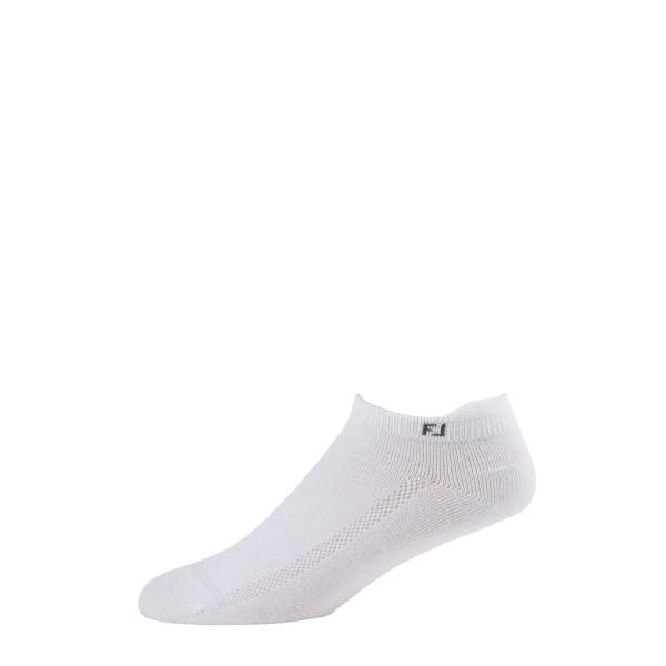 Footjoy ProDry Lighweight Socken Roll Tap Damen weiß