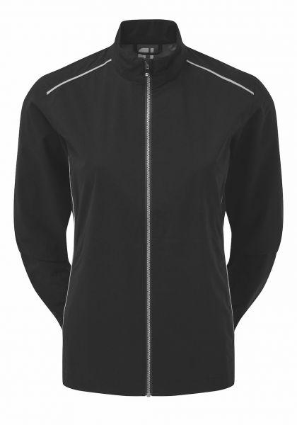 Footjoy HLv2 Rain Jacket Damen schwarz