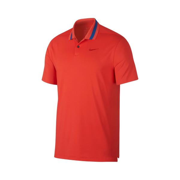 Nike Dri-FIT VAPOR Polo Herren rot