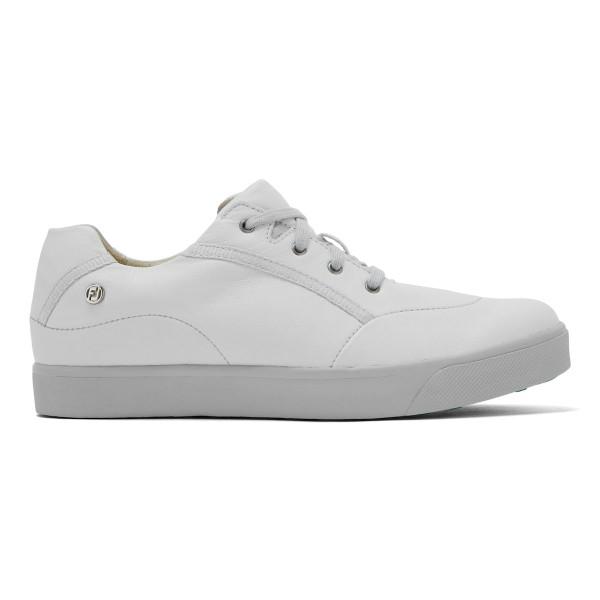 Footjoy emBody SL Golfschuh Damen weiß/grau