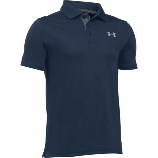 Under Armour Performance Polo Junior blau