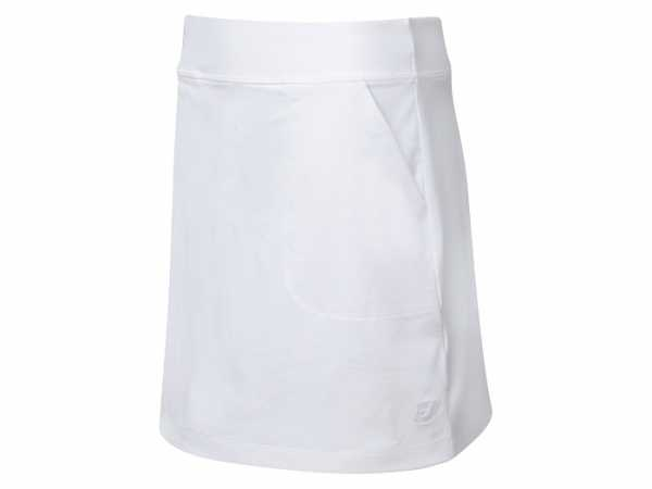 Footjoy Performance Skort Rock Damen weiß