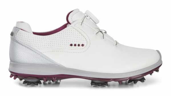 Ecco Golf Biom G2 Schuh Damen weiß/lila