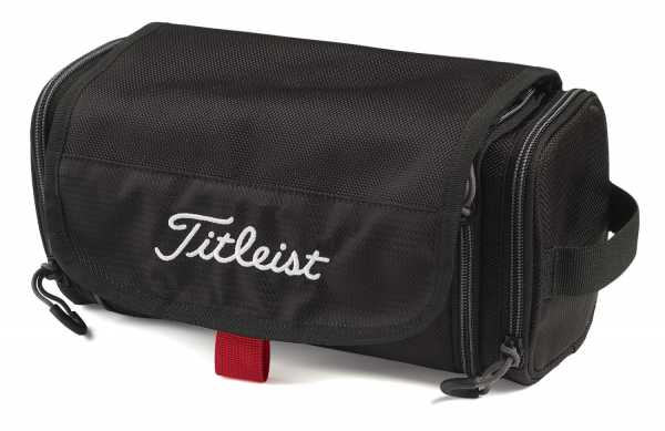 Titleist Essentials Locker Room Tasche schwarz
