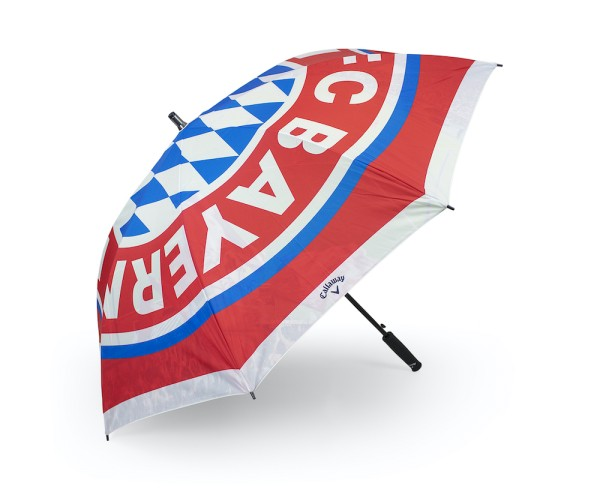 "Callaway Single Canopy Regenschirm ""FC Bayern München"""