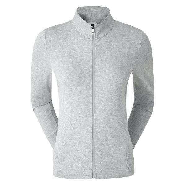 Footjoy Full-Zip-Knit Mid-Layer Pullover Damen
