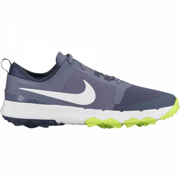 Nike FI Impact 2 Golfschuh 1/2 Herren Grau/Weiß/Blau EU 48 1/2 Golfschuh 737b9a