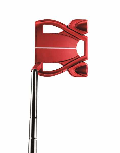 Taylor Made Spider Tour Red Putter mit Sichtlinie