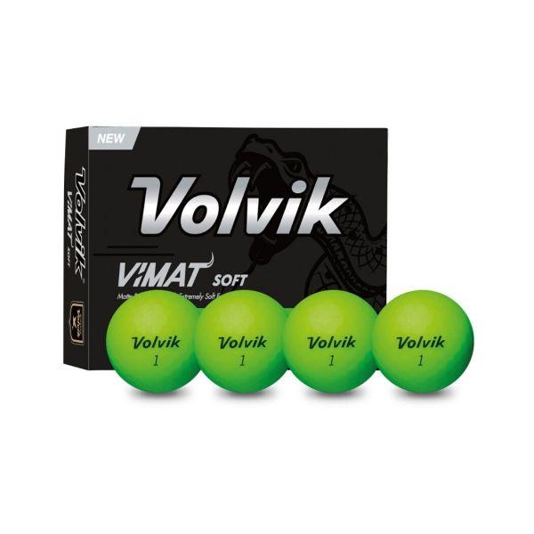 Volvik VIMAT Golfball 12Stk.