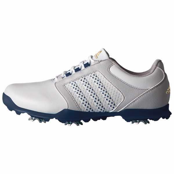 adidas adipure Tour Damen grau/blau
