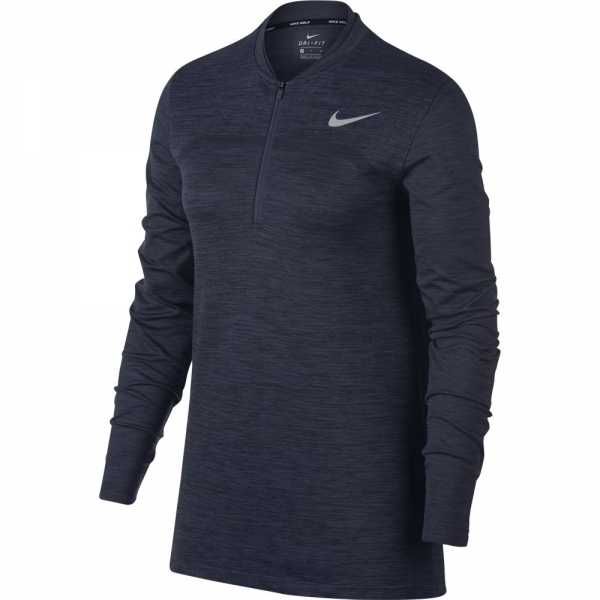 Nike Dry Golf Top Layer Damen navy
