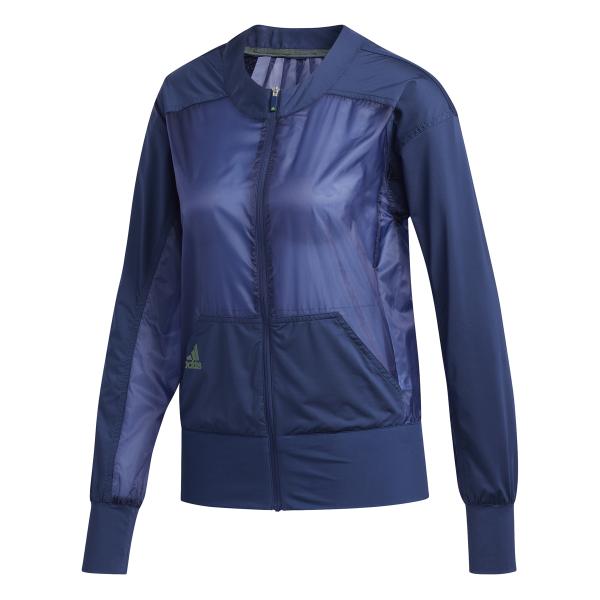 adidas Sport Jacke Damen blau