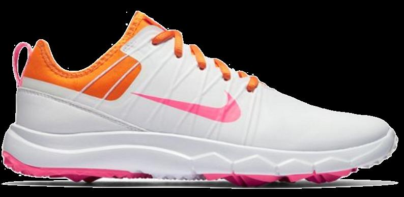 Nike Fi Impact 2 - Damenschuh weiß/orange/pink EU 38 1/2 8S0s0i