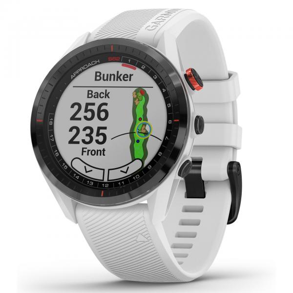 Garmin Approach S62 GPS Entfernungsmesser Uhr