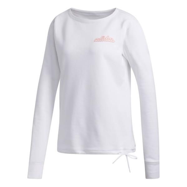 adidas Crew Pullover Damen weiß