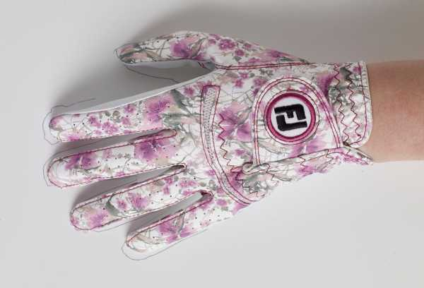 Footjoy Spectrum Handschuh Damen flower