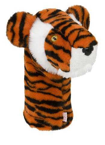 Daphne's Driver- & Fairway Headcover / Schlägerhaube Tiger