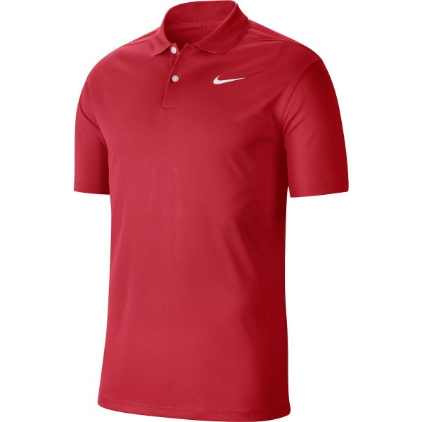 Nike Dri-FIT Victory Polo Herren rot