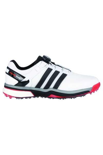 Adidas Adipower Boost Boa Herren weiß/ schwarz/ orange