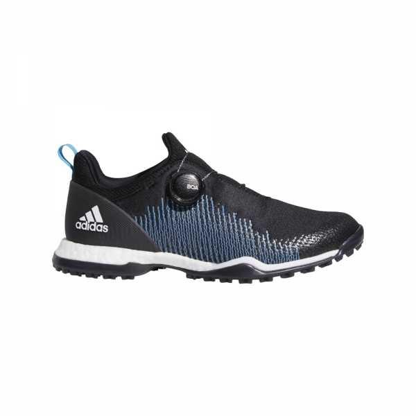 adidas Forgefiber BOA Damenschuh schwarz/hellblau