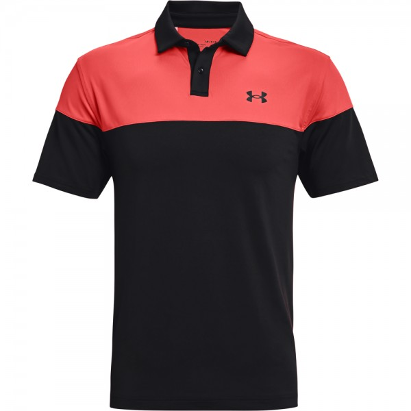 Under Armour T2G Blocked Polo Herren