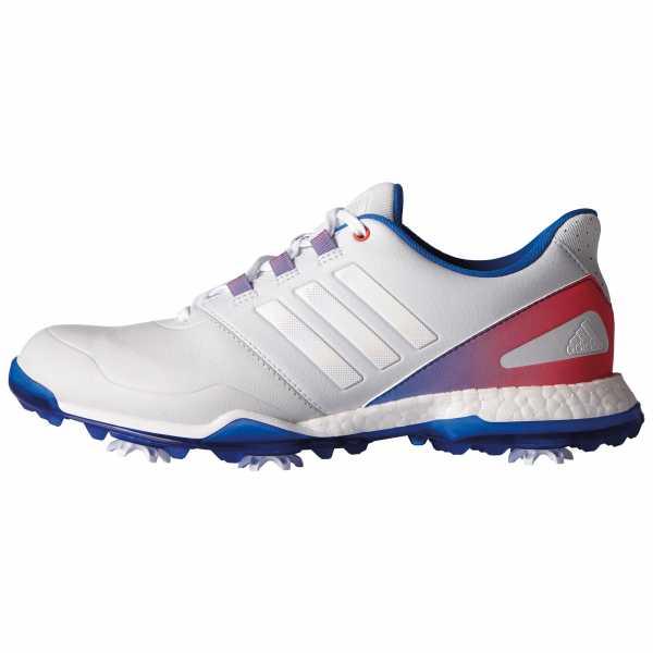 Adidas adipower boost 3 Damen grau/blau