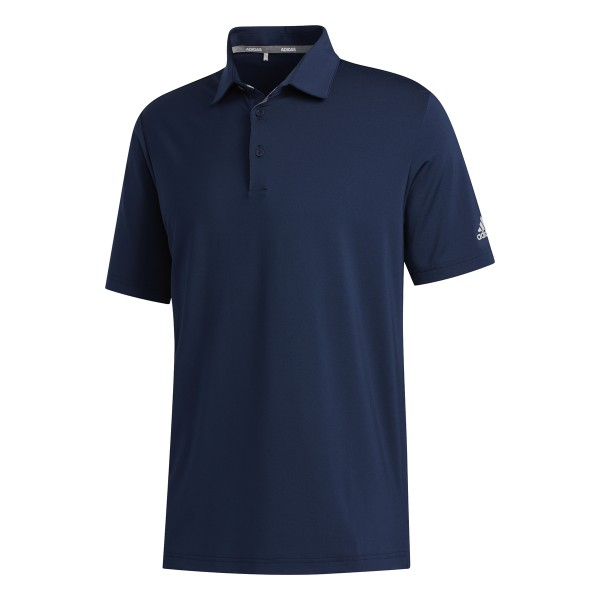 adidas Ultimate 2.0 Solid Crestable Polo Herren navy