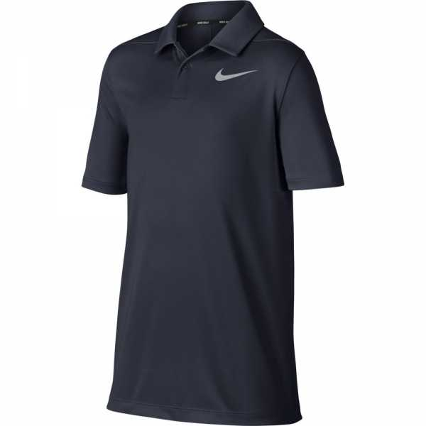 Nike Dry Victory Polo Jungen Lila