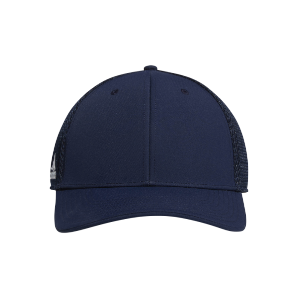 adidas A-Stretch Tour Crestable Cap navy