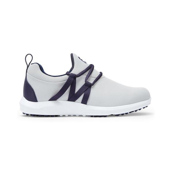 Footjoy Leisure Slip-on Schuh Damen hellgrau/navy