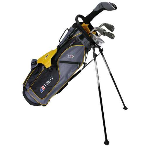 U.S. Kids Golf Ultralight-63 / 5-Schläger Standbag Set