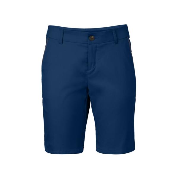 KJUS Iva Cotton Tech Shorts Damen blau
