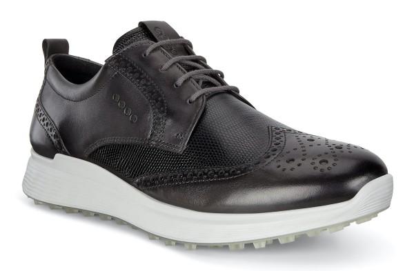 Ecco Golf S-Classic Golfschuhe Herren grau