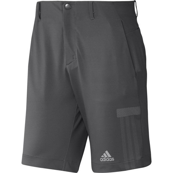 adidas Sport Warp Knit Shorts Herren grau