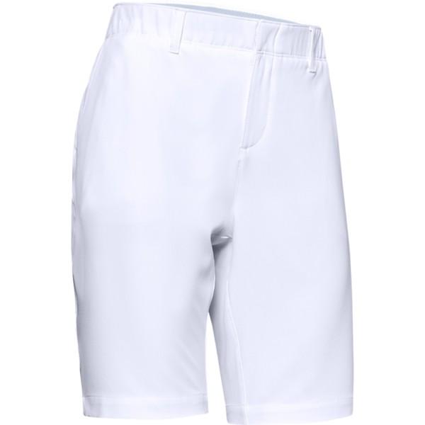Under Armour Links Shorts Damen weiß