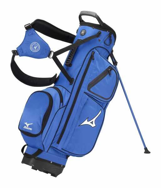 Mizuno Elite - Standbag blau
