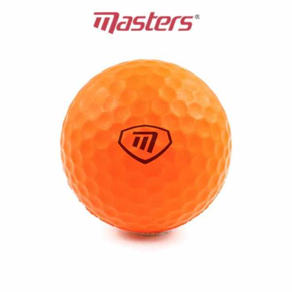 Masters Lite Flite Foam Balls Orange 6er Pack