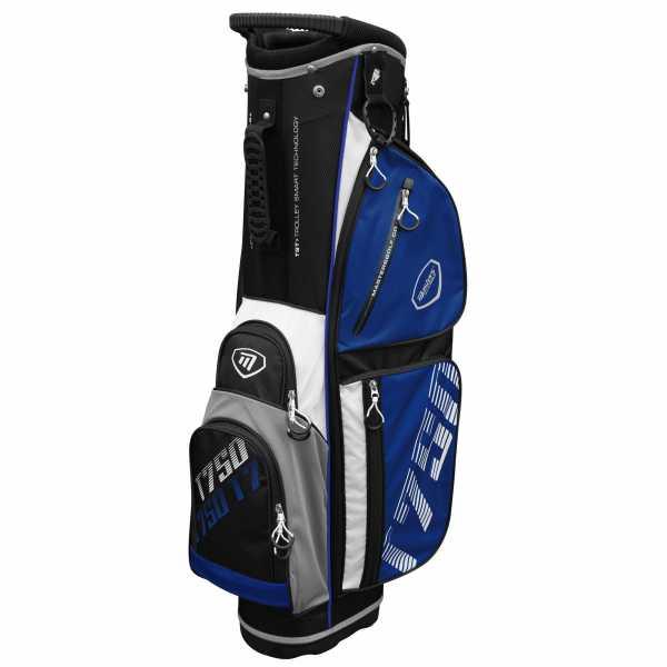 Masters T750 Cartbag schwarz/blau