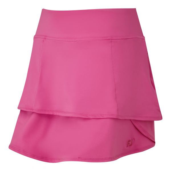 Footjoy Lightweight Jersey Knit Layered Rock Damen rosa