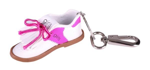 Girls Golf Mini Golfschuh Schlüsselanhänger Damen