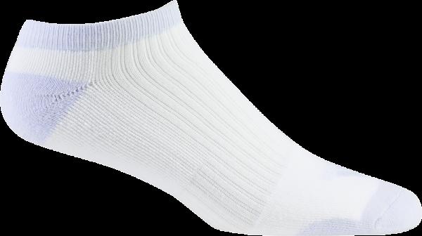 Adidas Comfort Low Sock Damen weiß hellblau