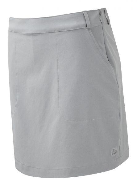 Footjoy Lightweight Woven Skort Damen grau