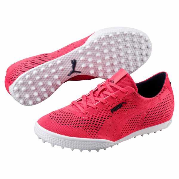 Puma Monolite Cat Woven Schuh Damen pink