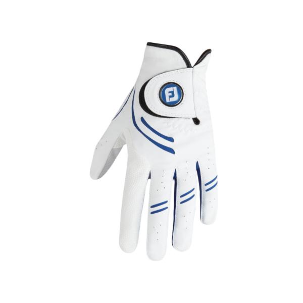 Footjoy GTXtreme Handschuh Herren weiß/blau