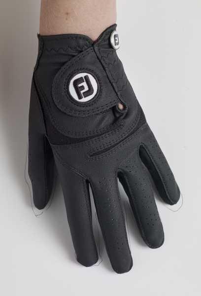 Footjoy Weathersof Handschuh Damen schwarz
